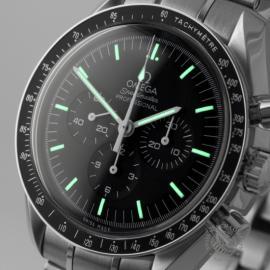 OM22655S Omega Speedmaster Professional Close 1