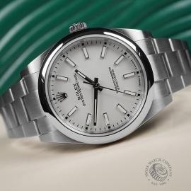 RO22679S Rolex Oyster Perpetual 39 Close10
