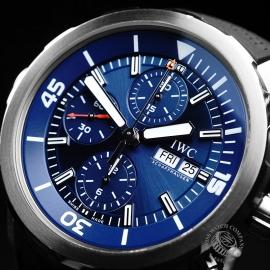IW21710S IWC Aquatimer Chronograph Close2