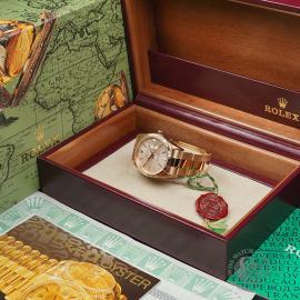 RO22533S Rolex Date 18ct Gold Box