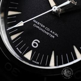 OM21712S Omega Seamaster 300 Master Co Axial Close4