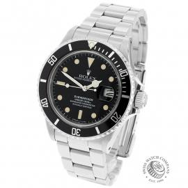 Rolex Submariner Date Transitional