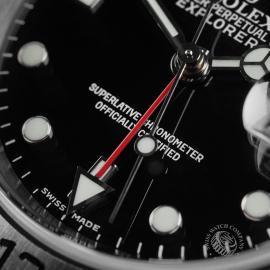 RO22510S Rolex Explorer II Close4