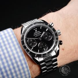 OM22263S Omega Speedmaster Co-Axial 38 Wrist