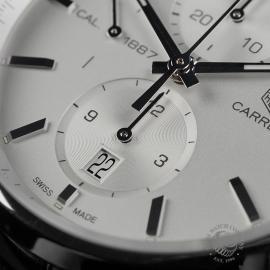TA22528S Tag Heuer Carrera 1887 Chronograph Close4 1