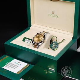 RO21816S Rolex Datejust Box