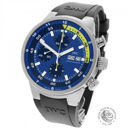 IWC Aquatimer Chronograph 'Calypso'