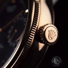 21396S Rolex Cellini Date 18ct Everose Close1 3