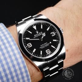 RO22014S Rolex Explorer Wrist