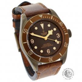 TU22007S Tudor Heritage Black Bay Bronze Dial
