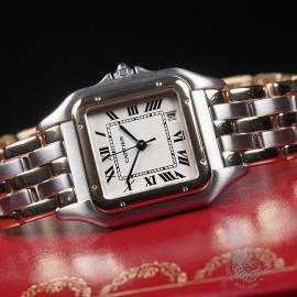 CA22473S Cartier Panthere 3-Row Close 8