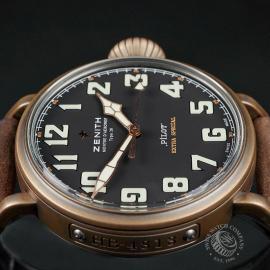 ZE22520S Zenith Pilot Type 20 Extra Special Bronze Close6