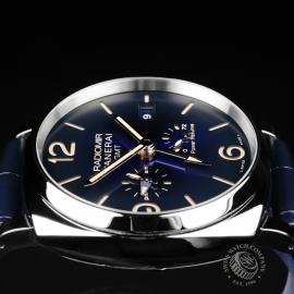 PA1930P Panerai Radiomir 1940 GMT Power Reserve Close6
