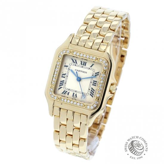 Cartier Mid Size Panthere 18ct