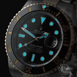 RO21980S Rolex Submariner Date Unworn Close1