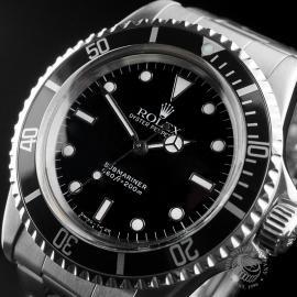 RO21394S Rolex Vintage Submariner 5513 Close2 1