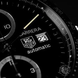 21481S Tag Heuer Carrera Chronograph Tachymetre Close9
