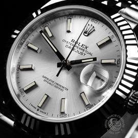 RO22716S Rolex Datejust 41 Close3