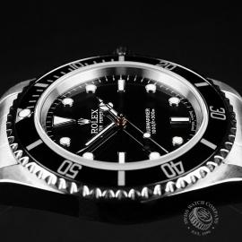RO22249S Rolex Submariner Non-Date '2-Line' Close6