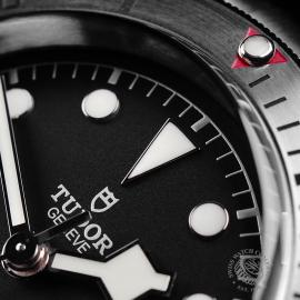TU22175S Tudor Heritage Black Bay Steel Close4 1