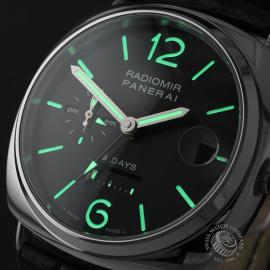 PA22430S Panerai Radiomir 8 Days GMT Close1