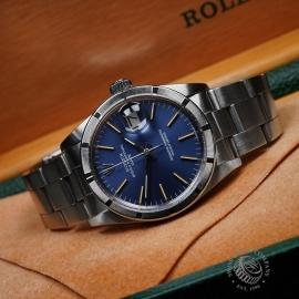 RO1891P Rolex Date Vintage Oyster Perpetual Close9