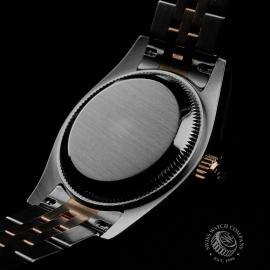 RO22737S Rolex Ladies Datejust Close11