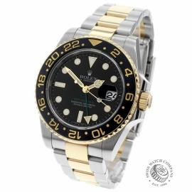 RO22280S Rolex GMT-Master II Back