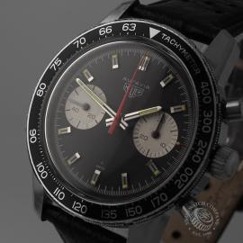 HU1895P Heuer Vintage Autavia Mark 2 Close1