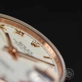 RO1852P Rolex Ladies Datejust 18ct Close8