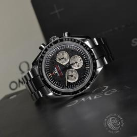 OM21366S Omega Speedmaster Professional Apollo Soyuz 35th Anniversary Limited Edition Close10 1
