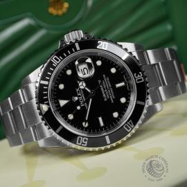 RO22728S Rolex Submariner Date Unworn Close10
