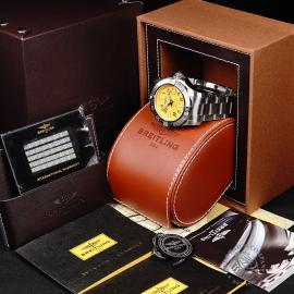 BR22011S Breitling Avenger II Seawolf Box