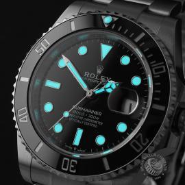 RO1945P Rolex Submariner Date Ceramic 41mm Unworn Close1