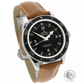 OM21657S Omega Seamaster 300 Master Co-Axial Dial