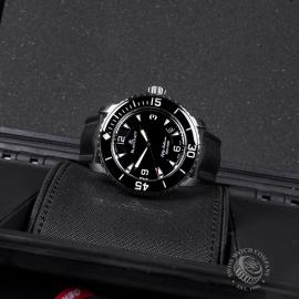 BL21592S Blancpain Fifty Fathoms Close 8