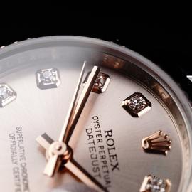 RO22235S Rolex Ladies Datejust Close5