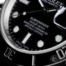 RO21778S Rolex Submariner Date Ceramic Close4