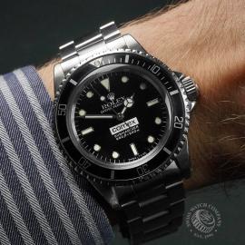 RO1966P Rolex Vintage Submariner 'Comex' Wrist