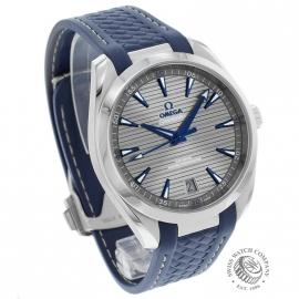 OM21203S Omega Seamaster Aqua Terra Co-Axial Master Chronometer Dial 1