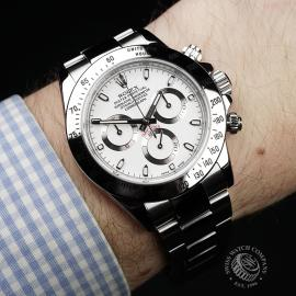 RO22302S Rolex Cosmograph Daytona 'APH Dial' Wrist