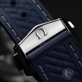 OM21203S Omega Seamaster Aqua Terra Co-Axial Master Chronometer Close4