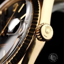 RO-646F Rolex Datejust 18ct Close 9
