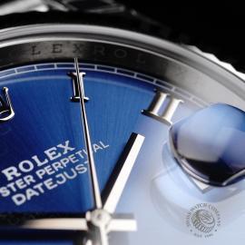RO22025S Rolex Datejust 41 Unworn Close5