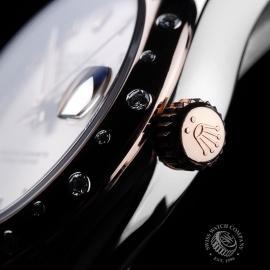 RO21702S Rolex Ladies Datejust Midsize Close8