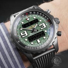 BR22478S Breitling Chronospace Wrist