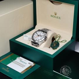 RO21745S Rolex Explorer II Orange Hand Box