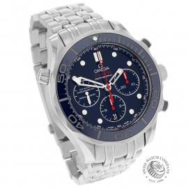OM21919S Omega Seamaster Professional Chronograph Co-Axial Dial