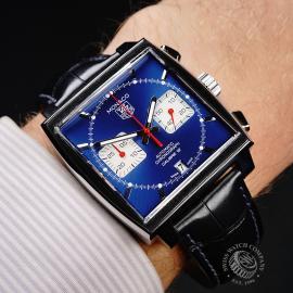 TA21853S Tag Heuer Monaco Calibre 12 Wrist