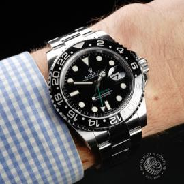 RO22321S Rolex GMT-Master II Wrist